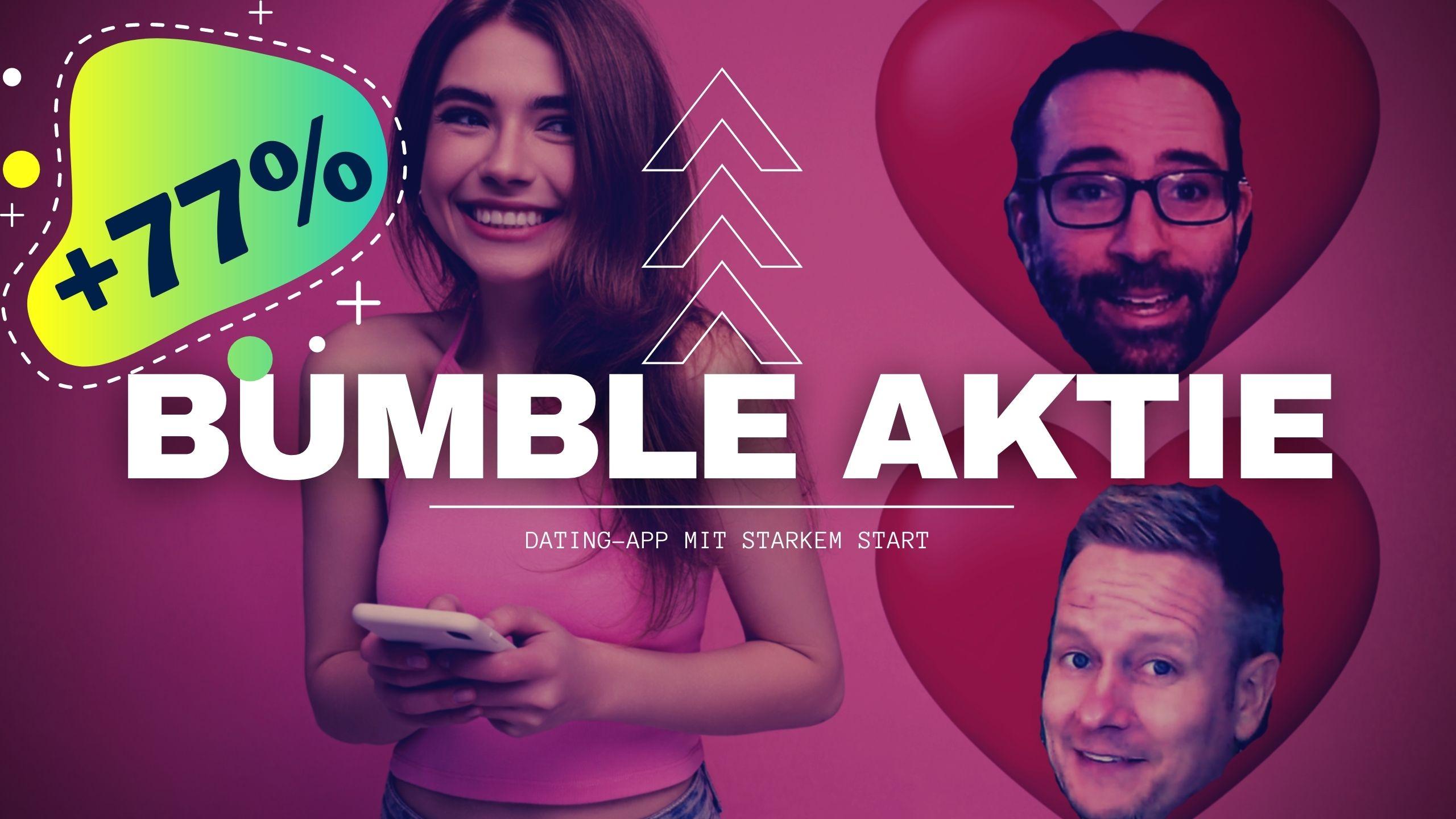 Bumble Aktie kaufen 2021