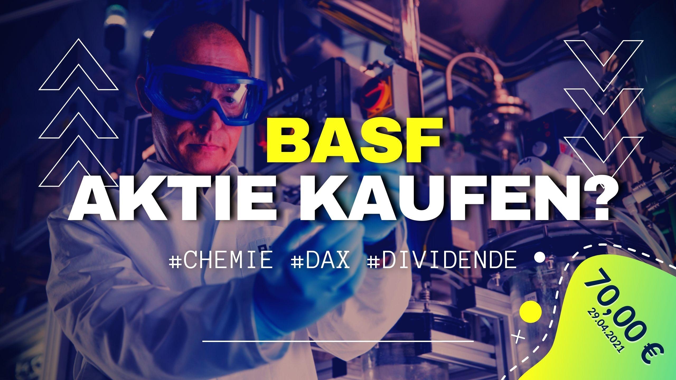 BASF Aktie kaufen
