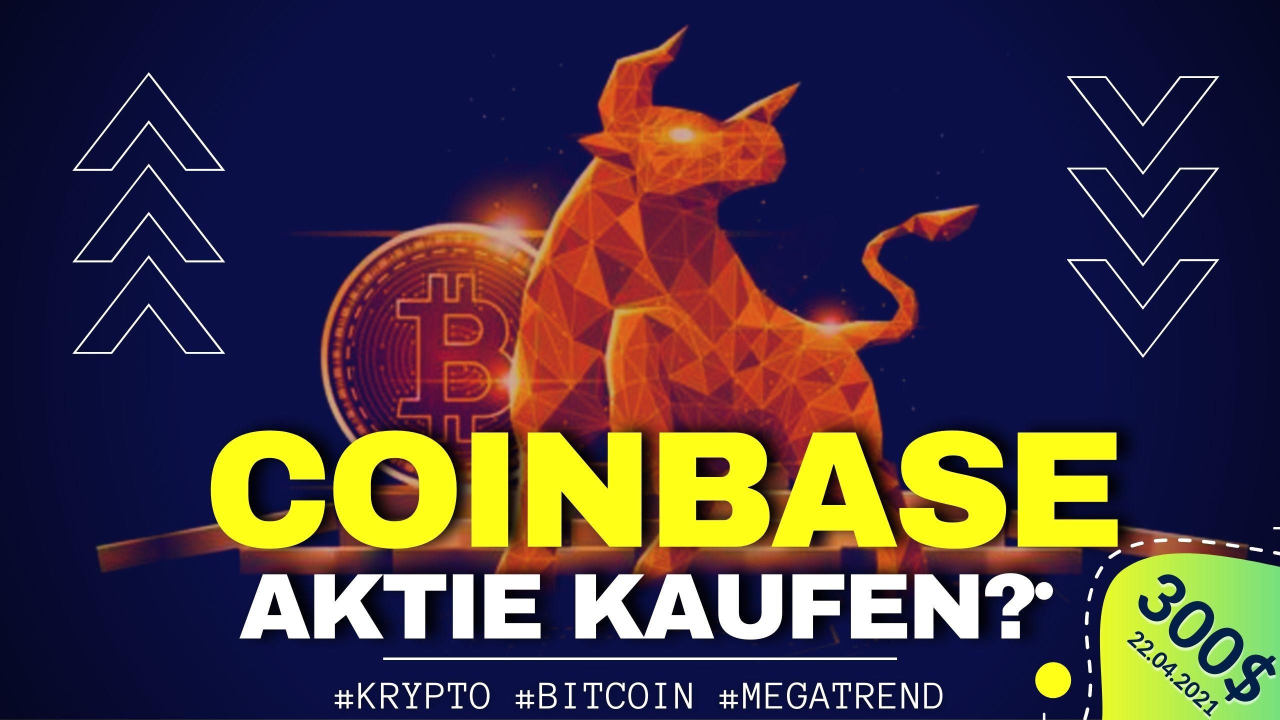 Coinbase Aktie kaufen 2021?