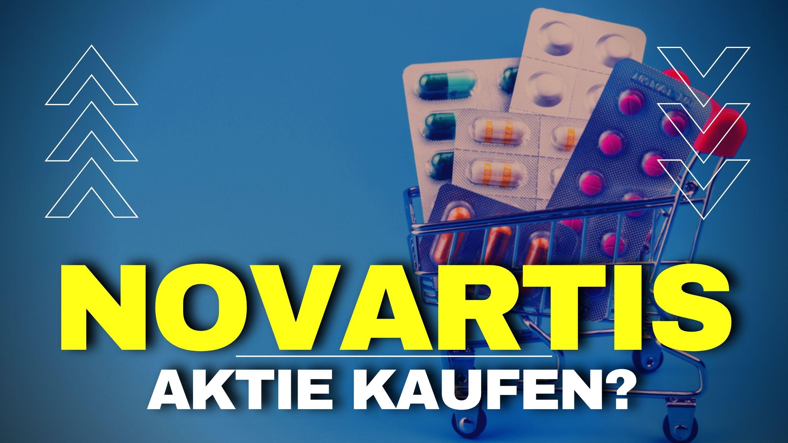 Novartis Aktie kaufen 2021
