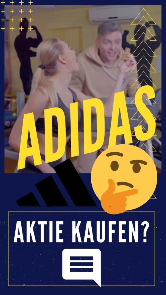 Adidas Aktien kaufen oder shorten?