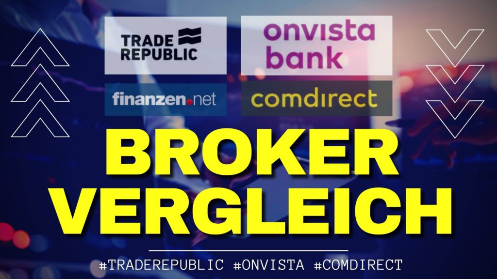 DER BESTE ONLINE-BROKER-VERGLEICH 2021 - Trendbetter.de - Aktien & Börse