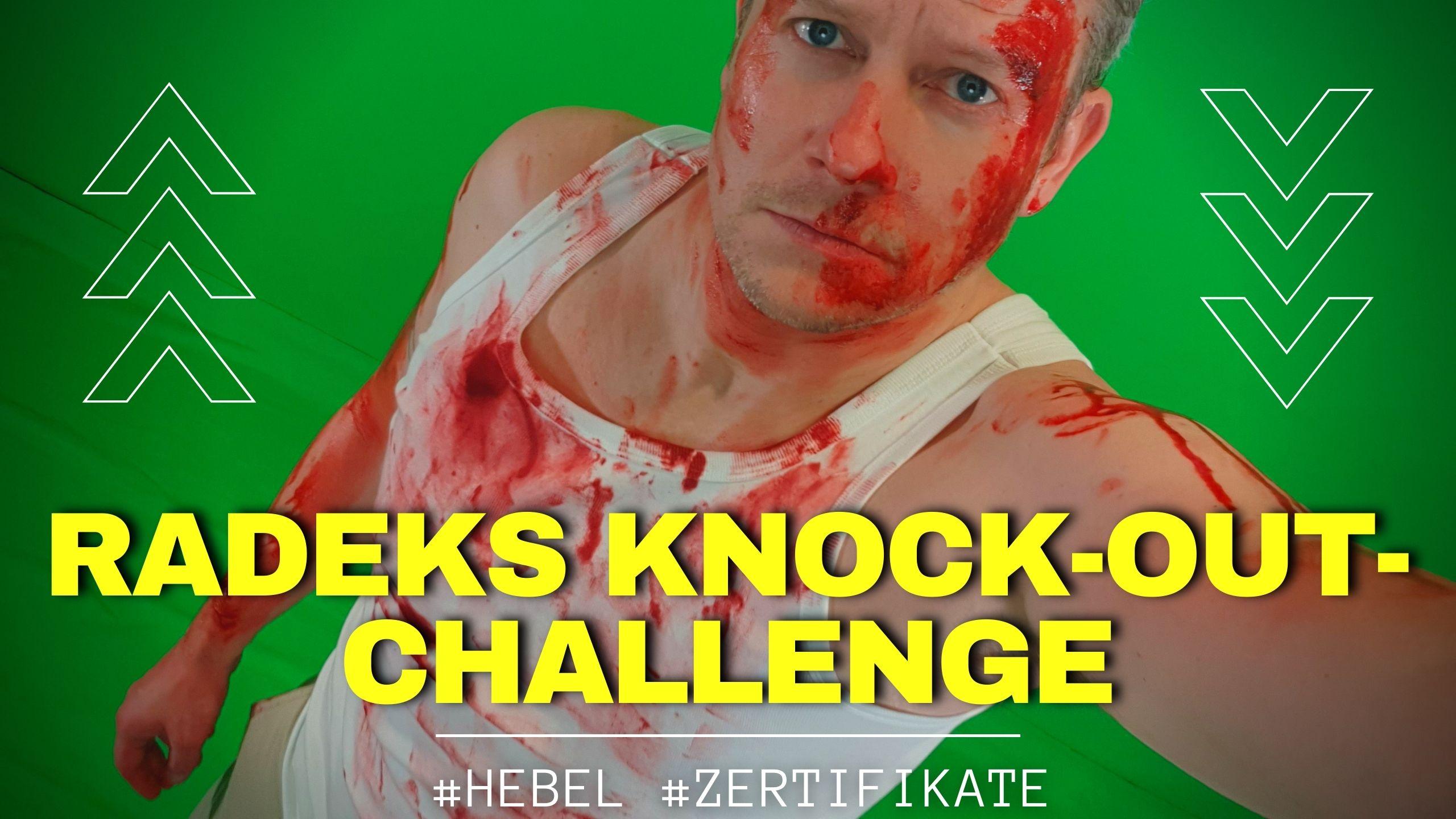 Radeks Erfahrungen mit Knock-Out-Zertifikaten