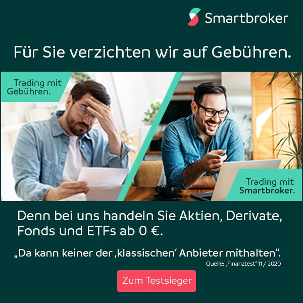 Smartbroker Online-Broker