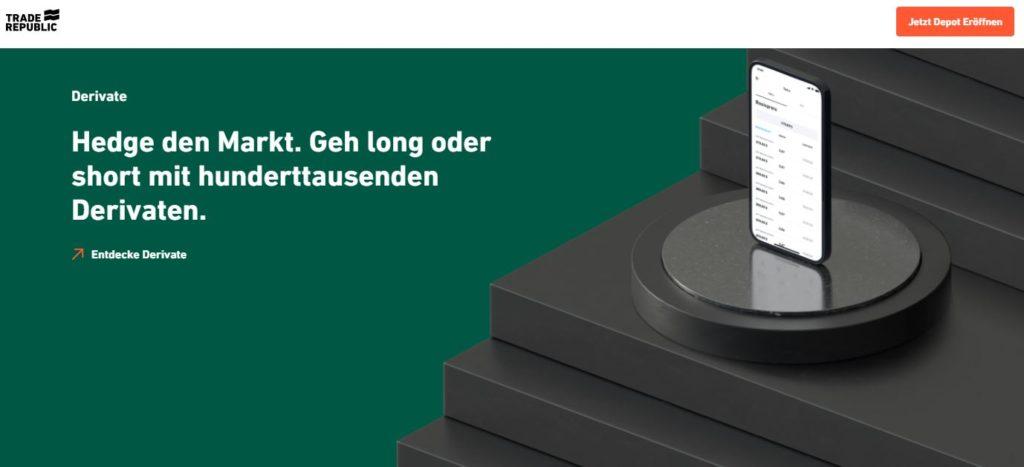 Knock-Out-Zertifikate bei Trade Republic kaufen [Anleitung] - Trendbetter.de - Aktien & Börse