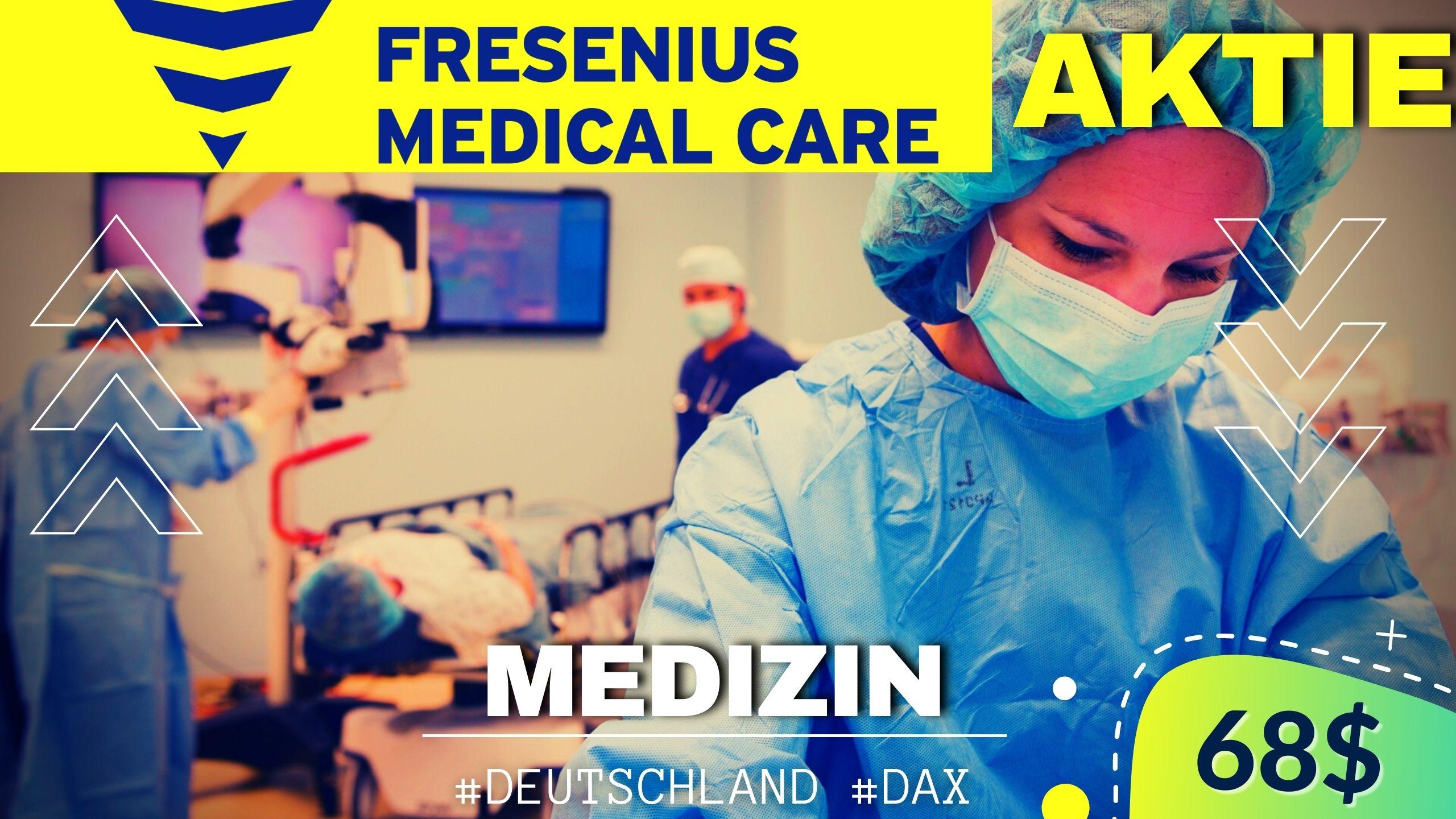 Fresenius Medical Care Aktie