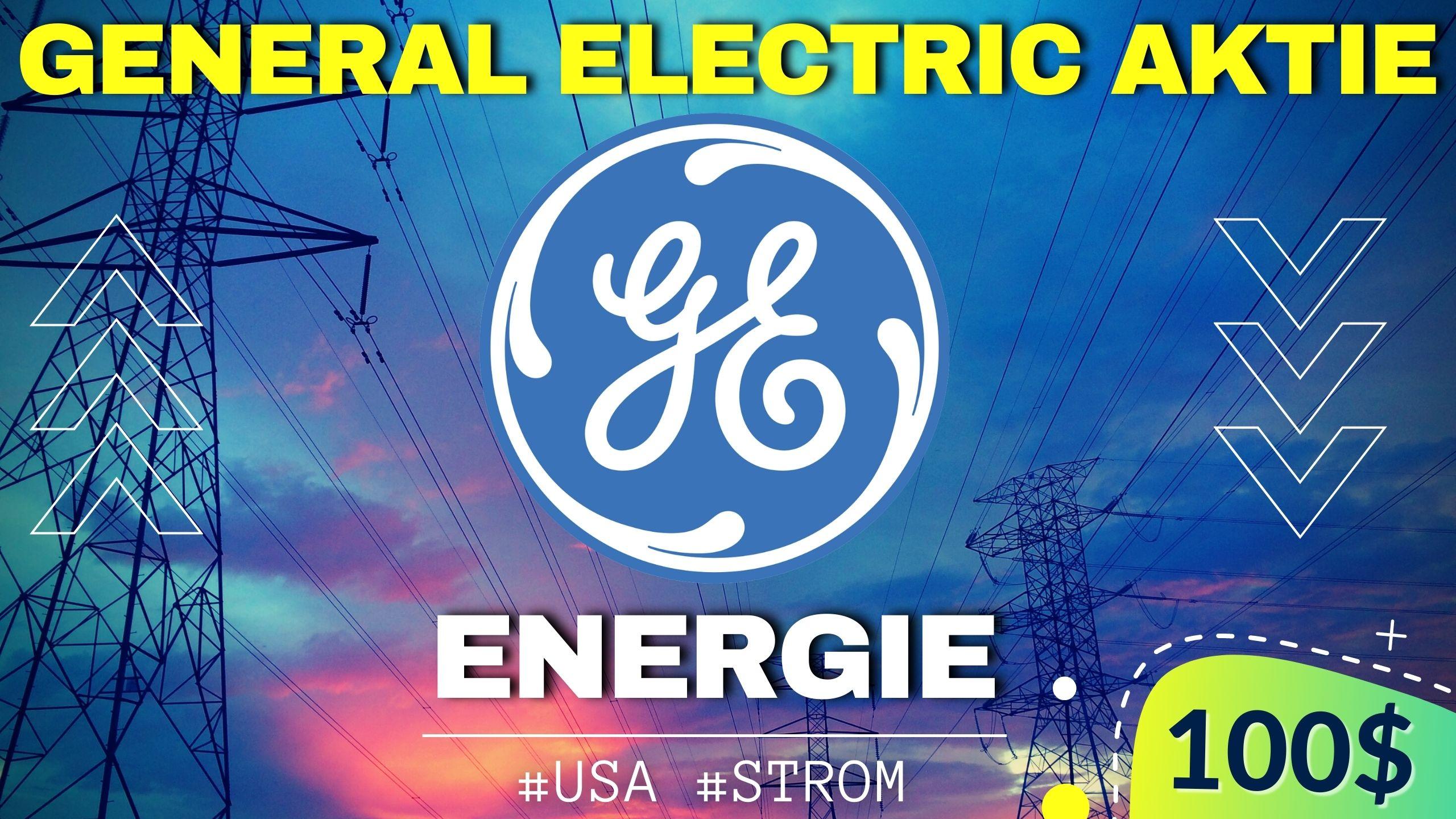 General Electric Aktie kaufen