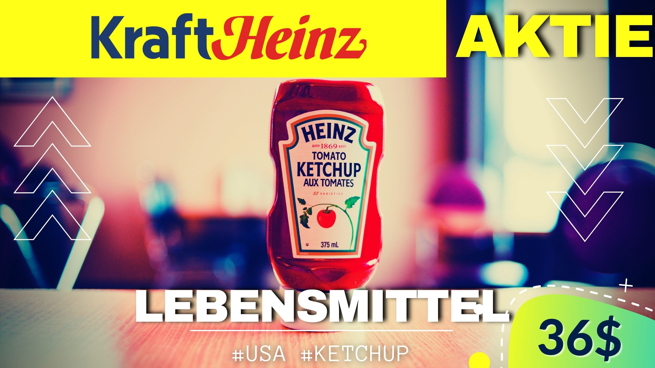 Kraft Heinz Aktie kaufen