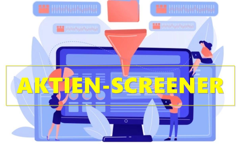 beste kostenlose Aktien-Screener